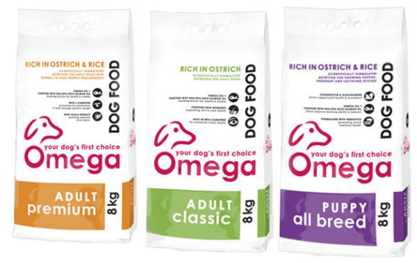 Omega Food Range